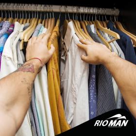 5 peças que não podem faltar no guarda-roupa de qualquer homem